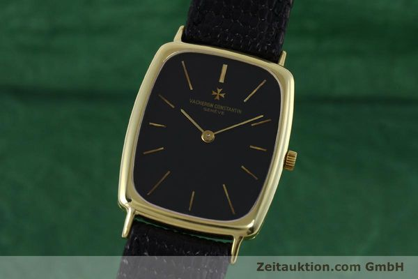 Used luxury watch Vacheron & Constantin * 18 ct gold manual winding Kal. 1003 Ref. 7590  | 152340 04