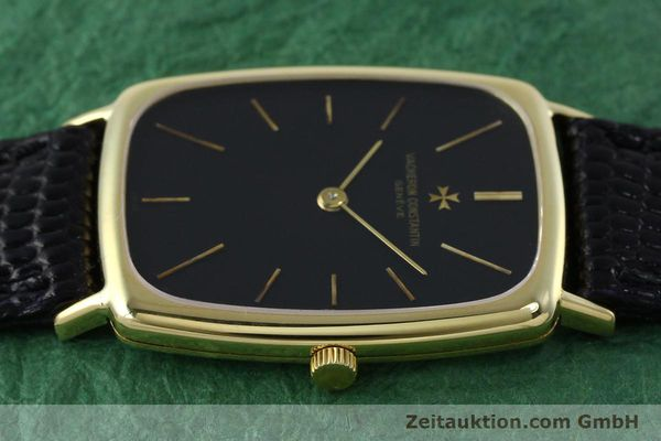 Used luxury watch Vacheron & Constantin * 18 ct gold manual winding Kal. 1003 Ref. 7590  | 152340 05