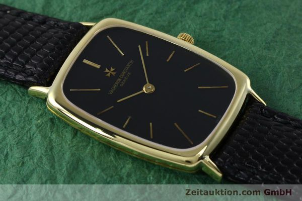 Used luxury watch Vacheron & Constantin * 18 ct gold manual winding Kal. 1003 Ref. 7590  | 152340 15