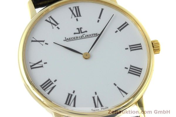 Used luxury watch Jaeger Le Coultre * 18 ct gold quartz Kal. 609 Ref. 111.1.09  | 152342 02