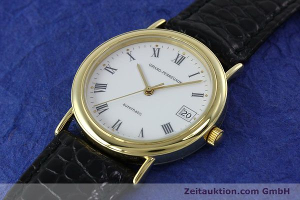 Used luxury watch Girard Perregaux * 18 ct gold automatic Kal. 2200 Ref. 4799.51  | 152347 01