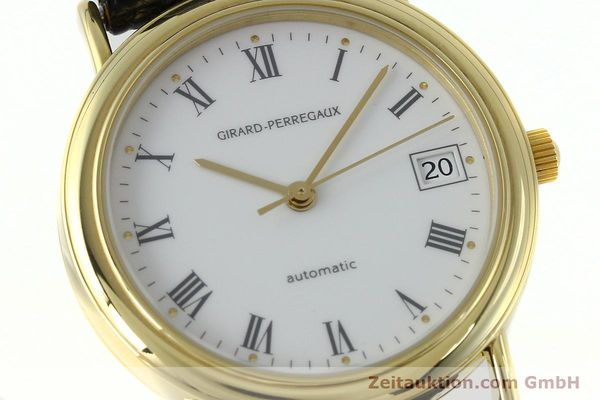 Used luxury watch Girard Perregaux * 18 ct gold automatic Kal. 2200 Ref. 4799.51  | 152347 02