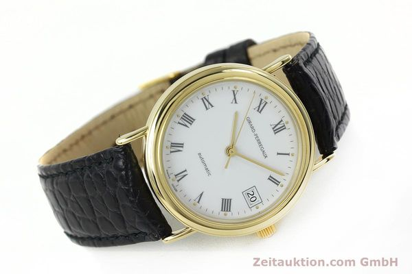 Used luxury watch Girard Perregaux * 18 ct gold automatic Kal. 2200 Ref. 4799.51  | 152347 03