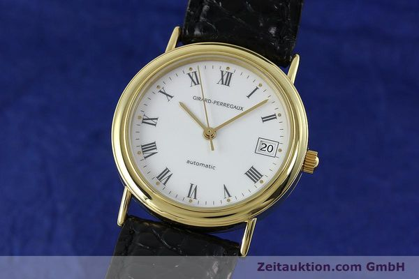 Used luxury watch Girard Perregaux * 18 ct gold automatic Kal. 2200 Ref. 4799.51  | 152347 04