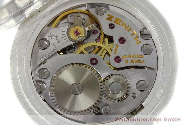 Used luxury watch Zenith Taschenuhr silver manual winding Kal. 2320  | 152356 10