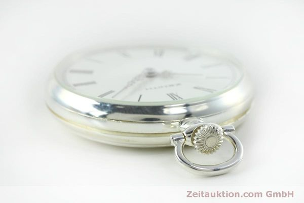 Used luxury watch Zenith Taschenuhr silver manual winding Kal. 2320  | 152356 12