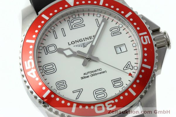 Used luxury watch Longines Hydro Conquest steel automatic Kal. L619.2 ETA 2892A2 Ref. L3.695.4  | 152365 02