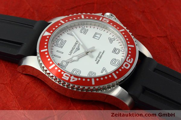Used luxury watch Longines Hydro Conquest steel automatic Kal. L619.2 ETA 2892A2 Ref. L3.695.4  | 152365 15