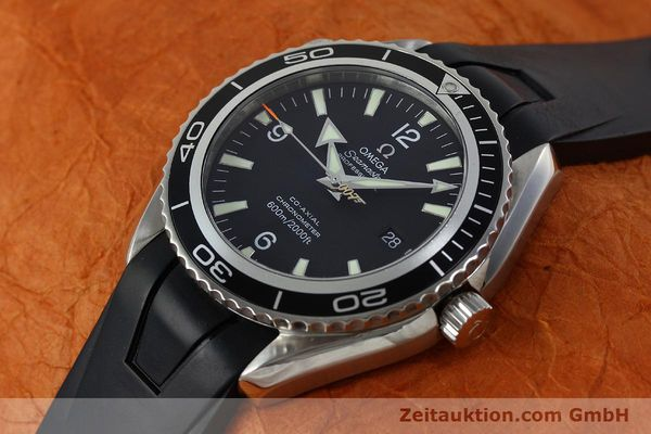 gebrauchte Luxusuhr Omega Seamaster Stahl Automatik Kal. 2500C LIMITED EDITION | 152366 01