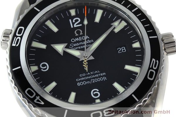 gebrauchte Luxusuhr Omega Seamaster Stahl Automatik Kal. 2500C LIMITED EDITION | 152366 02
