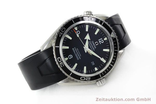 gebrauchte Luxusuhr Omega Seamaster Stahl Automatik Kal. 2500C LIMITED EDITION | 152366 03