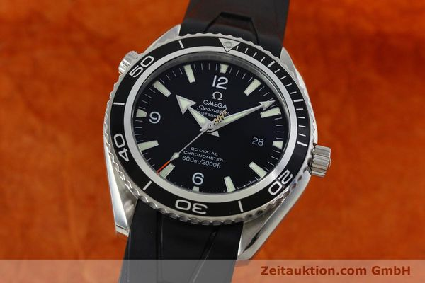 Used luxury watch Omega Seamaster steel automatic Kal. 2500C LIMITED EDITION | 152366 04