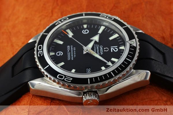 gebrauchte Luxusuhr Omega Seamaster Stahl Automatik Kal. 2500C LIMITED EDITION | 152366 05