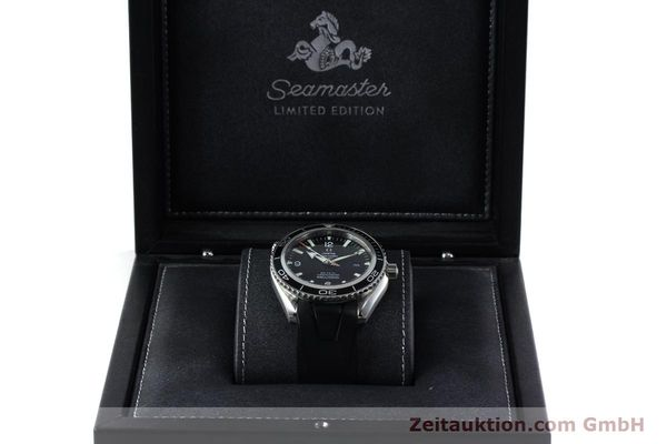 gebrauchte Luxusuhr Omega Seamaster Stahl Automatik Kal. 2500C LIMITED EDITION | 152366 07