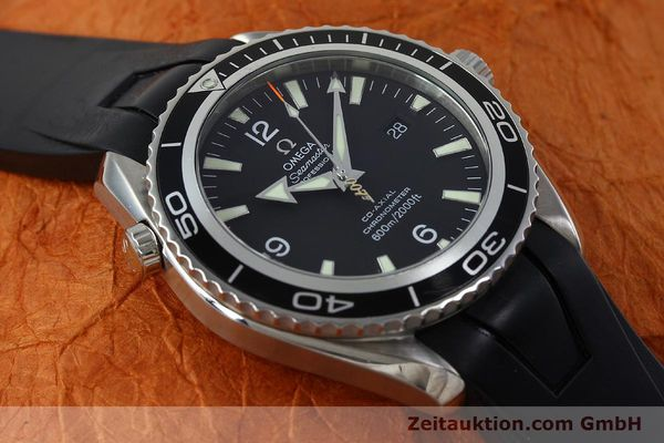 gebrauchte Luxusuhr Omega Seamaster Stahl Automatik Kal. 2500C LIMITED EDITION | 152366 17