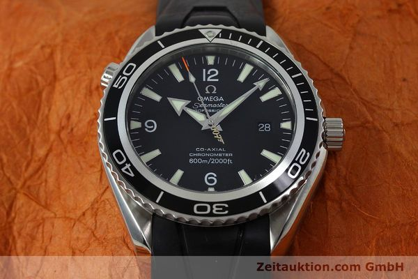 gebrauchte Luxusuhr Omega Seamaster Stahl Automatik Kal. 2500C LIMITED EDITION | 152366 18