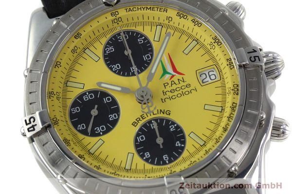 Used luxury watch Breitling Chronomat chronograph steel automatic Kal. B13 ETA 7750 Ref. A13050.1 LIMITED EDITION | 152367 02
