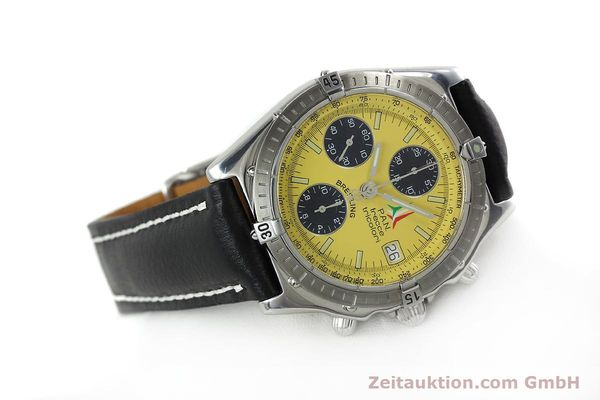 Used luxury watch Breitling Chronomat chronograph steel automatic Kal. B13 ETA 7750 Ref. A13050.1 LIMITED EDITION | 152367 03