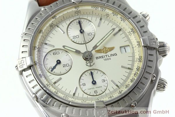 Used luxury watch Breitling Chronomat chronograph steel automatic Kal. B13 ETA 7750 Ref. A13050 LIMITED EDITION | 152371 02