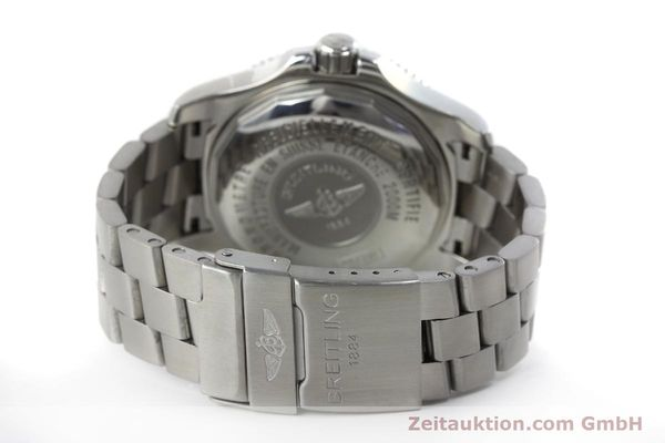 Used luxury watch Breitling Superocean steel automatic Kal. B17 ETA 2824-2 Ref. A17391  | 152372 13