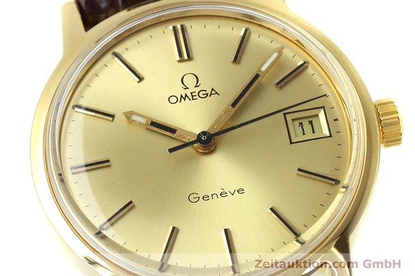 Used luxury watch Omega * gold-plated manual winding Kal. 613 VINTAGE  | 152373 02