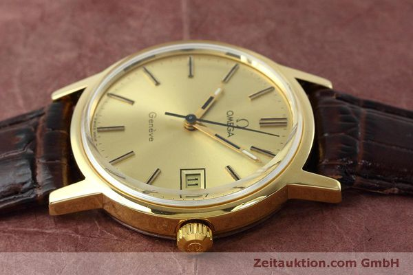 Used luxury watch Omega * gold-plated manual winding Kal. 613 VINTAGE  | 152373 05