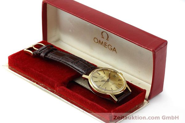 Used luxury watch Omega * gold-plated manual winding Kal. 613 VINTAGE  | 152373 07