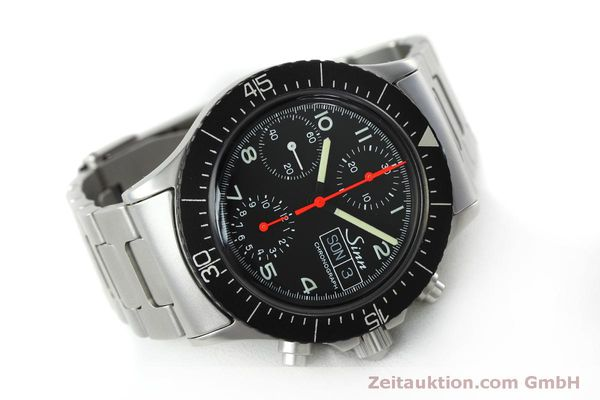 Used luxury watch Sinn 256 chronograph steel automatic Kal. ETA 7750 Ref. 256.1055  | 152378 03