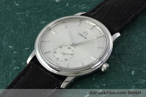 Used luxury watch Omega De Ville steel manual winding Kal. 651  | 152382 01