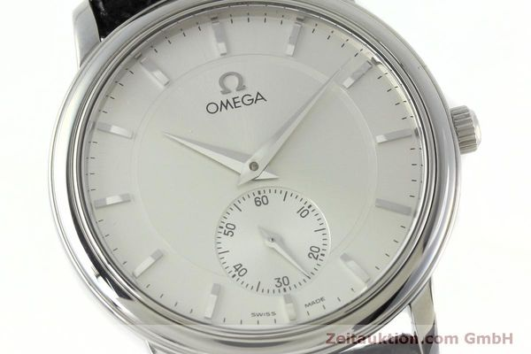 Used luxury watch Omega De Ville steel manual winding Kal. 651  | 152382 02