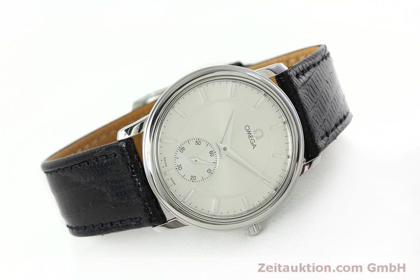 Used luxury watch Omega De Ville steel manual winding Kal. 651  | 152382 03