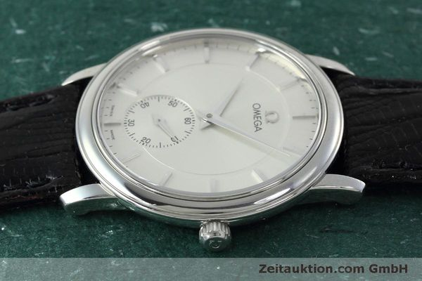 Used luxury watch Omega De Ville steel manual winding Kal. 651  | 152382 05