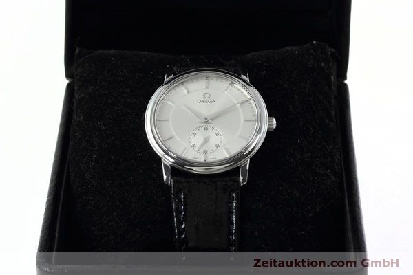 Used luxury watch Omega De Ville steel manual winding Kal. 651  | 152382 07