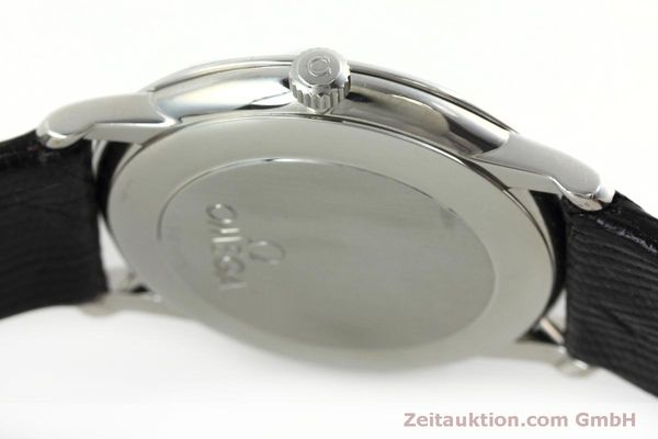 Used luxury watch Omega De Ville steel manual winding Kal. 651  | 152382 11