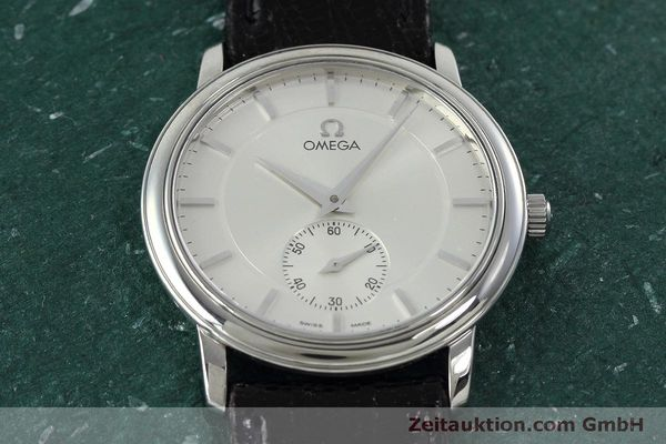 Used luxury watch Omega De Ville steel manual winding Kal. 651  | 152382 14