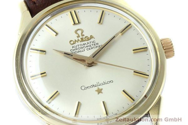Used luxury watch Omega Constellation gold-plated automatic Kal. 551 VINTAGE  | 152384 02