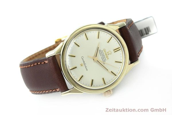 Used luxury watch Omega Constellation gold-plated automatic Kal. 551 VINTAGE  | 152384 03