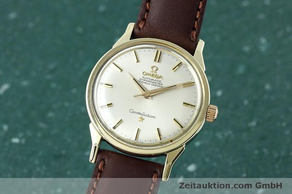 Used luxury watch Omega Constellation gold-plated automatic Kal. 551 VINTAGE  | 152384 04