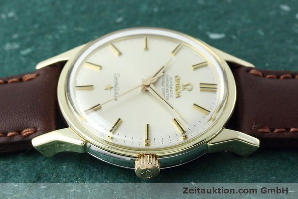 Used luxury watch Omega Constellation gold-plated automatic Kal. 551 VINTAGE  | 152384 05