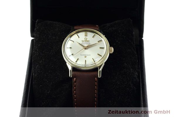 Used luxury watch Omega Constellation gold-plated automatic Kal. 551 VINTAGE  | 152384 07