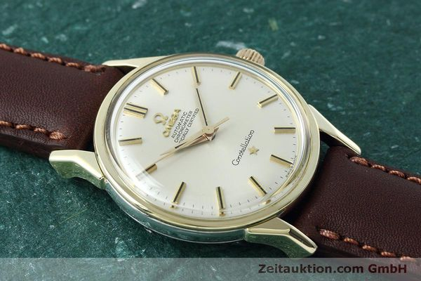 Used luxury watch Omega Constellation gold-plated automatic Kal. 551 VINTAGE  | 152384 13