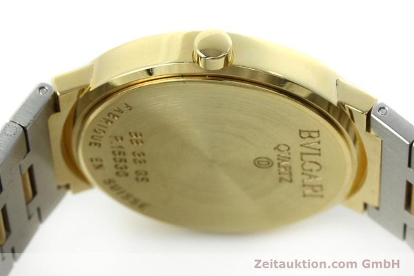 Used luxury watch Bvlgari Bvlgari 18 ct gold quartz Kal. ETA 955412 Ref. BB33GS  | 152388 08