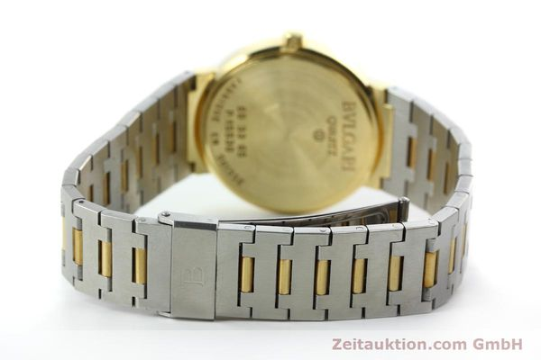 Used luxury watch Bvlgari Bvlgari 18 ct gold quartz Kal. ETA 955412 Ref. BB33GS  | 152388 10