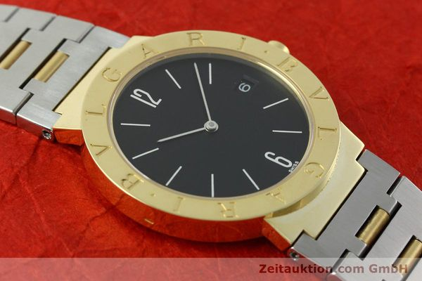 Used luxury watch Bvlgari Bvlgari 18 ct gold quartz Kal. ETA 955412 Ref. BB33GS  | 152388 13
