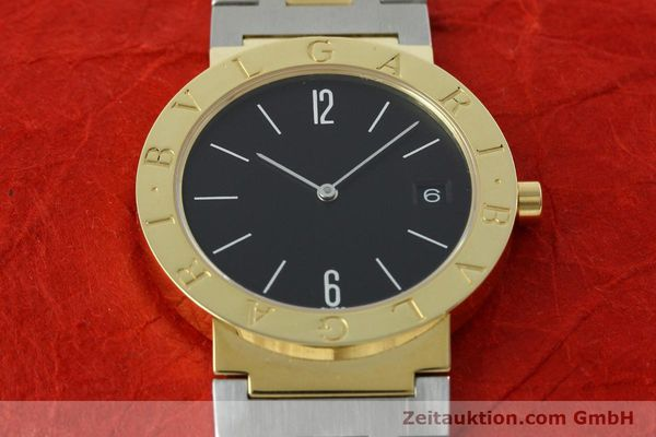 Used luxury watch Bvlgari Bvlgari 18 ct gold quartz Kal. ETA 955412 Ref. BB33GS  | 152388 14