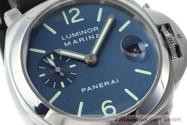 Used luxury watch Panerai Luminor  steel automatic Kal. ETA 05511 Ref. OP6560  | 152392 02