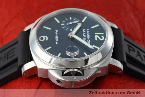 Used luxury watch Panerai Luminor  steel automatic Kal. ETA 05511 Ref. OP6560  | 152392 05