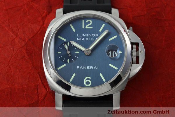 Used luxury watch Panerai Luminor  steel automatic Kal. ETA 05511 Ref. OP6560  | 152392 17
