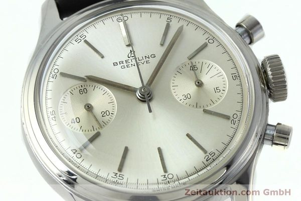 Used luxury watch Breitling * chronograph steel manual winding Ref. 790 VINTAGE  | 152398 02