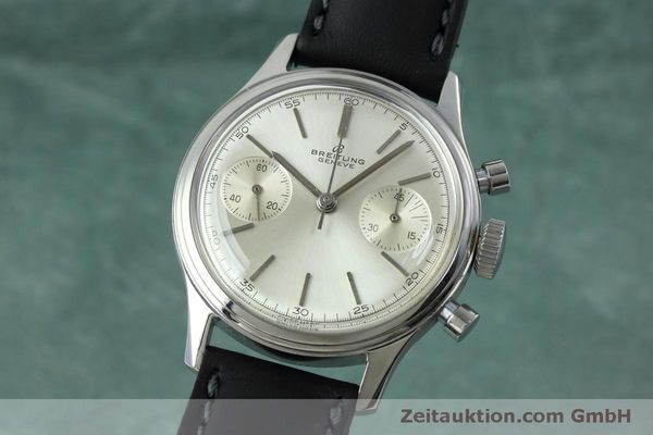 Used luxury watch Breitling * chronograph steel manual winding Ref. 790 VINTAGE  | 152398 04